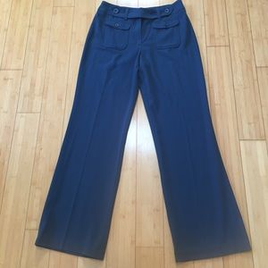 EUC Chadwick's aqua dress career pants trousers